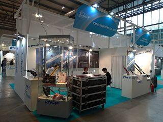 參加2018義大利米蘭國際機車暨零配件展(EICMA)