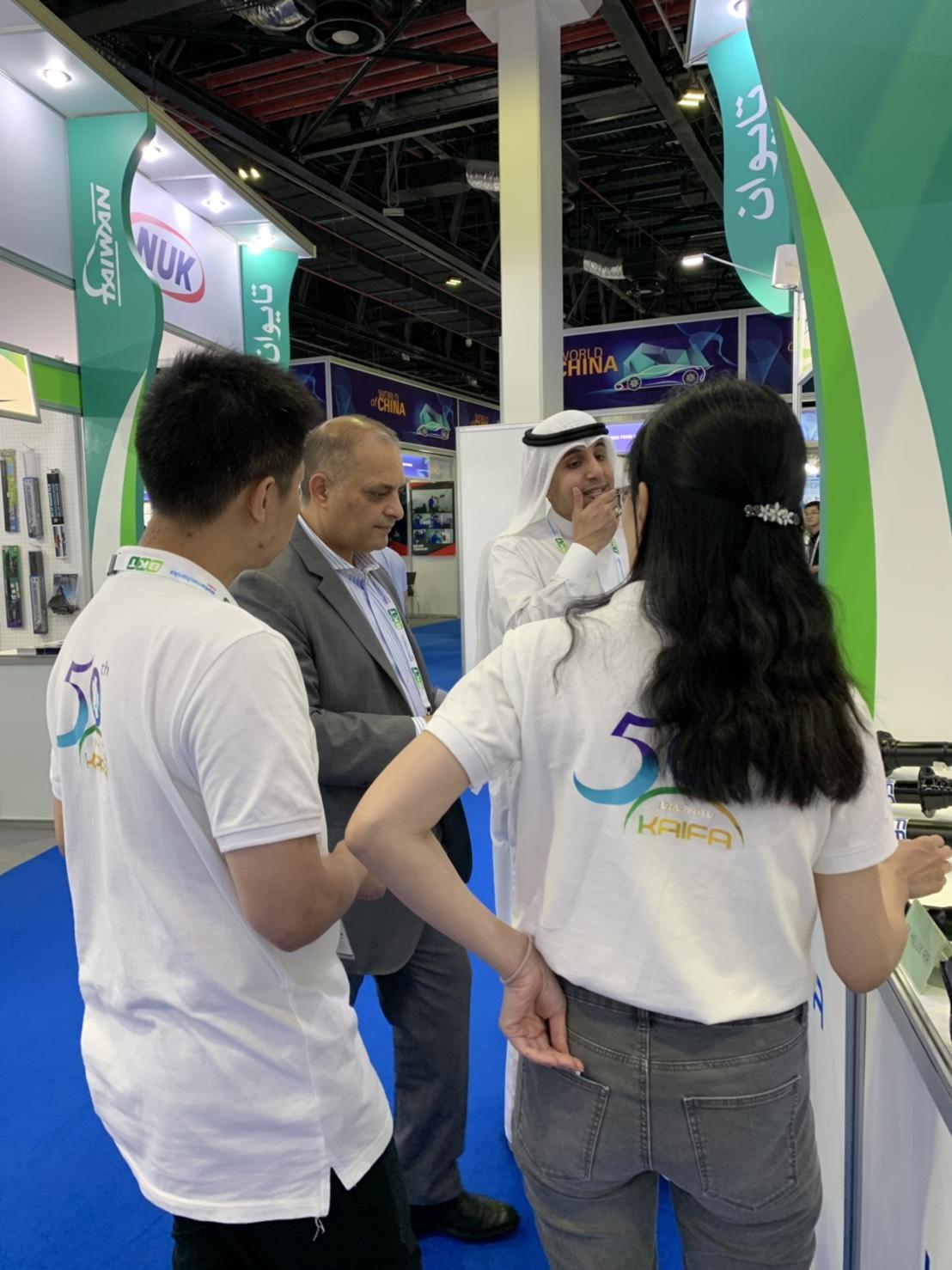 2019 杜拜汽車零配件展 (Automechanika Dubai)